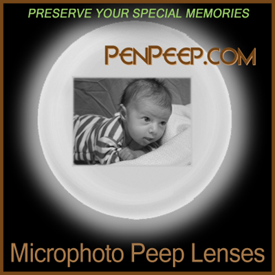 PenPeep Specialty Custom Photo stanhope